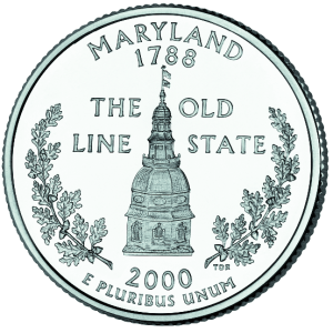 Maryland State Quarter Rev - Copy