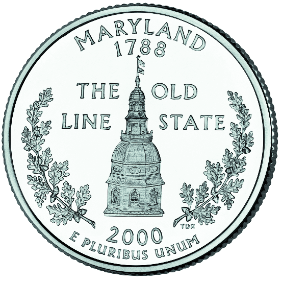 Maryland State Nickname | The Old Line State